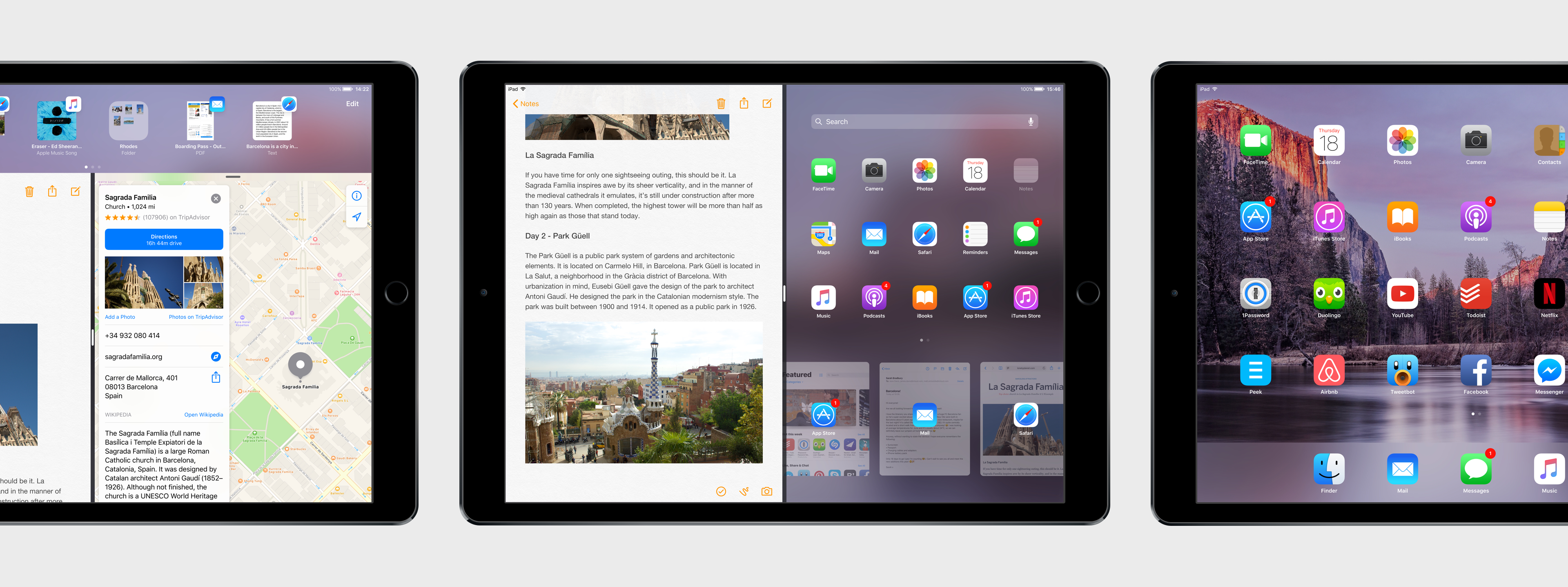 iOS 11: iPad Wishes and Concept Video - MacStories